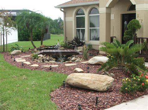 large rocks for landscaping homesfeed