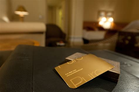 british owned hong kong based startup puremetalcardscom launches solid gold business cards