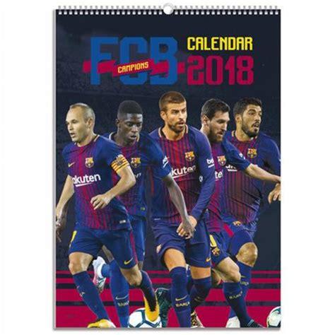 barcelona calendar f c barcelona calendar 2018 for only c 17 99 at