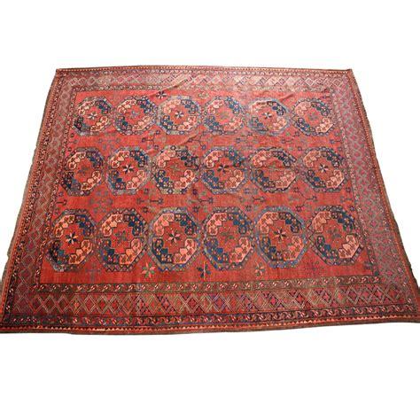 rugs west palm 19th century turkmen ersari carpet on antique row west palm florida