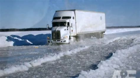 ice road truckers a e