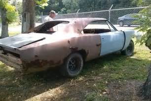 1969 Dodge Charger Rolling Chassis For Sale 1969 Dodge Charger R T Rolling Chasis Project Car All