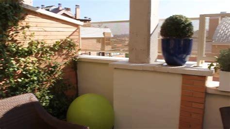 decoracion de terrazas aticos ideas y decoraci 243 n en una terraza en un 225 tico