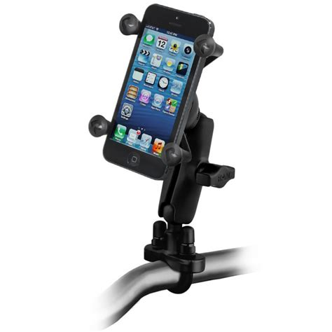 what is ram on a cell phone ram handlebar rail mount with zinc coated u bolt base and
