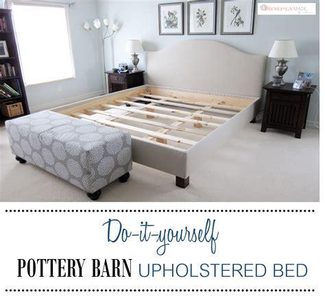 upholstered headboard pottery barn diy pottery barn upholstered bed upholstered beds