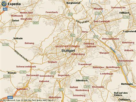 stuttgart map germany maps of stuttgart