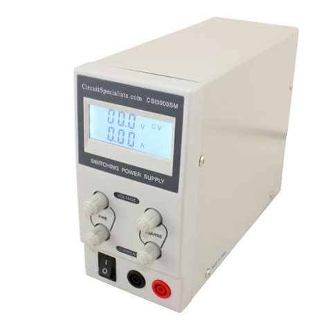 bench power supplies 0 30v 0 3a switch mode bench power supply with digital