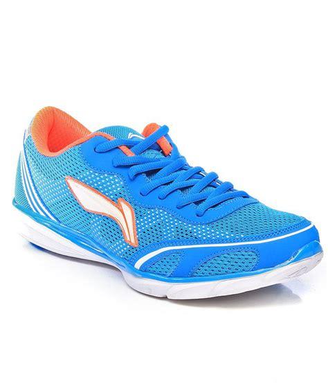 li ning blue sport shoes price in india buy li ning blue