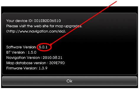 How To Update Kia Navigation Sat Nav Software Version For Kia Ceed Kia Owners Club