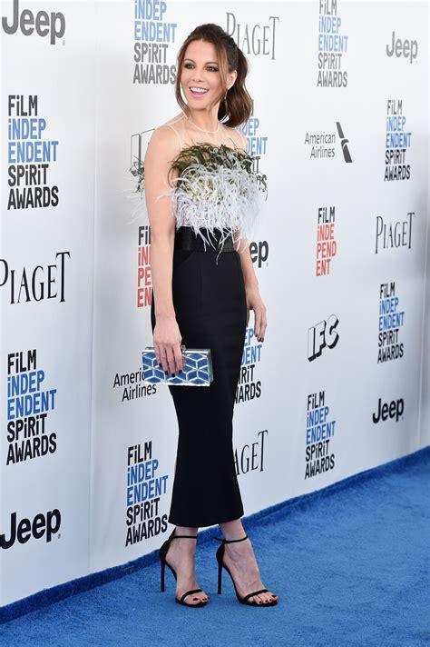 Independent Spirit Awards Kate Beckinsale by Kate Beckinsale At 2017 Independent Spirit Awards In