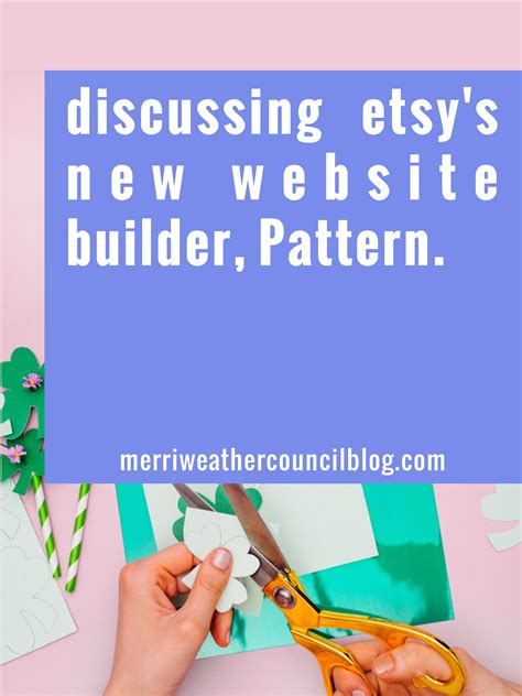 pattern etsy website pros cons and a discussion about etsy s new website