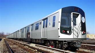 new nyc subway cars new mta subway cars to come into service this year am