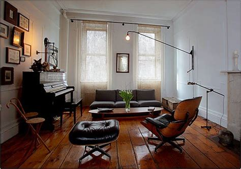 brooklyn living room eames lounge chair eames stuhl