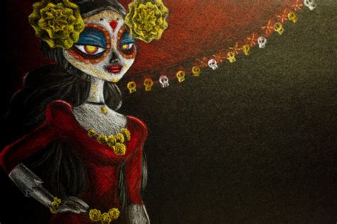la perdida la muerte by vellevette on