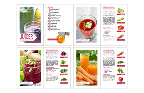 recipe book layout design maria s creative world