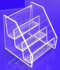 Présentoir Comptoir by Plastiques Obra Presentoir Plexiglas Pour Cartes De
