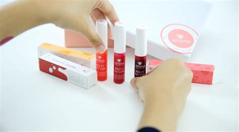 Harga Emina Di Counter lip tint emina magic potion favorit baru fd daily