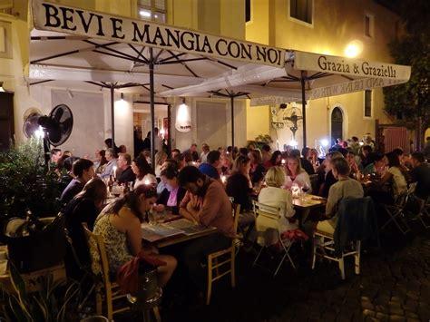 best trastevere restaurants image gallery trastevere restaurants