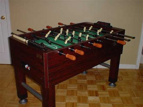 Foosball Table For Sale by For Sale Foosball Table