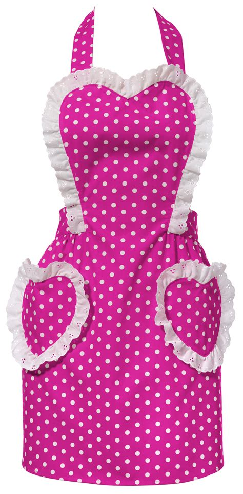 Apron Pink by You Are The Winner Of The Pink Sweetheart Apron From