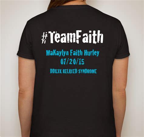 Gildan Hurley walking by faith custom ink fundraising