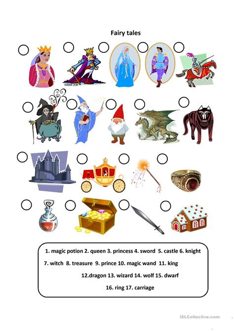 printable children s fables fairy tales worksheet free esl printable worksheets made