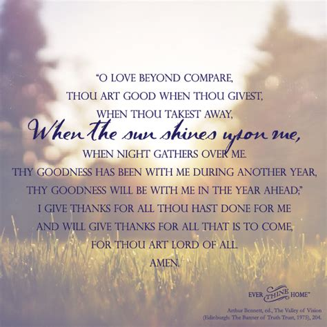 new year prayers a prayer for a new year thine home