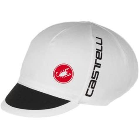 Cycling Cap Castelli Meta Black castelli cycling hats caps competitive cyclist