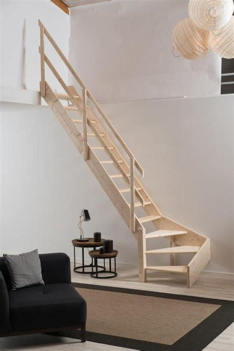 grand space saving saver staircase stairs loft ladder with 1 4 turn normandie ebay