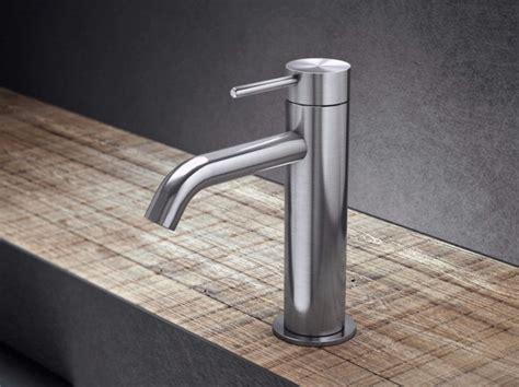 Stainless Steel Countertop Manufacturers by Tki1 Washbasin Mixer By Radomonte Design Stefano Macchion