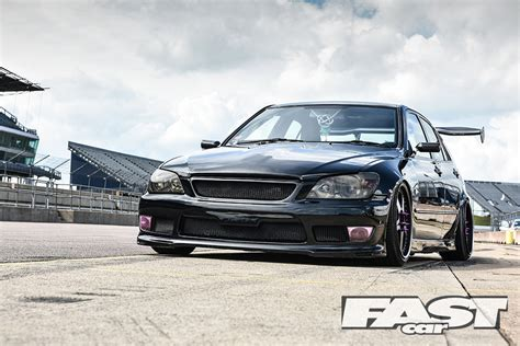 lexus ls400 modified modified lexus is200 fast car