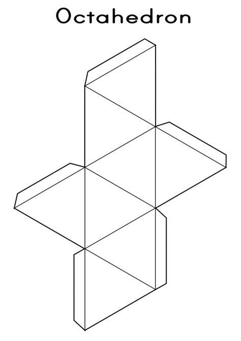 shape nets printable 3d geometry kiddo shelter