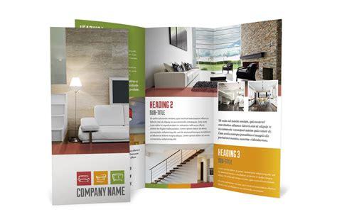 interior design marketing template type fourteen