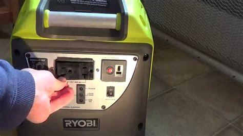 ryobi generator wiring diagram