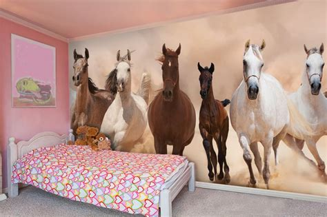 horse wallpaper for bedrooms 16 best images about equestrian wallpaper murals fro