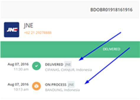 cek resi akurat agustus 2016 jne tracking resi 2018 part 2