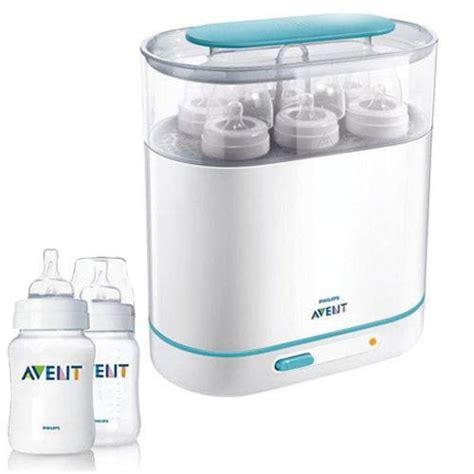Avent Sterill Bottle top 10 best baby bottle electric steam sterilizer reviews 2015