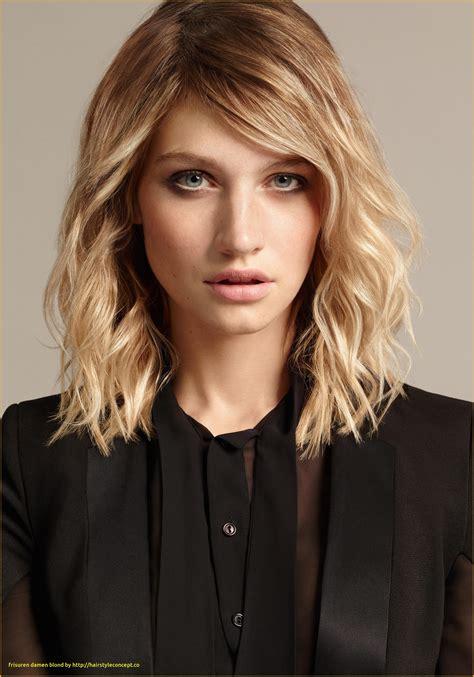 Haar Frisuren by Frisuren Damen Blond Best Haircuts Concept