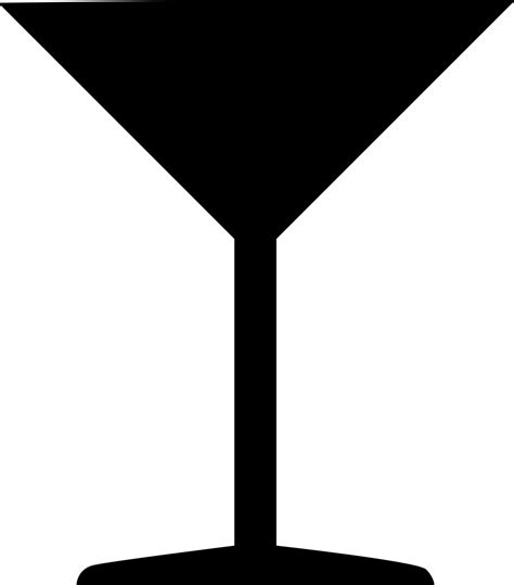 cocktail silhouette png pin glass cocktail drink alcohol public domain
