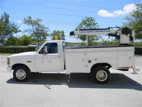 service manual how it works cars 1995 ford f350 security system chassis tech airbag towing