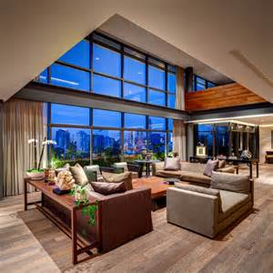 spacious and bright apartment with a staggering view
