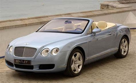2007 Bentley Continental Gtc Information And Photos