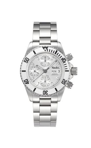 Rolex Metallarmband Polieren by Uhren R 246 Mer Nettuno Chronograph Als Bausatz In Wei 223 Ohne