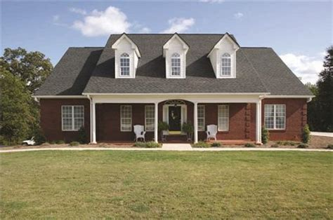 One Story Colonial House Plans by Colonial Style Home Plans Exude Tradition Warmth And The