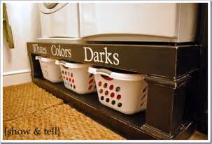 Diy Laundry Pedestal With Drawers by Home Redux Laundry Pedestal How To