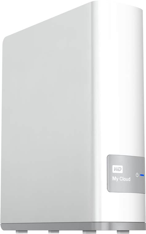 Wd My Cloud Personal Cloud Storage 3 5 Inch 6tb White 3tb wd wdbctl0030hwt aesn 3 5 quot my cloud personal storage gigabit nas unit computer alliance