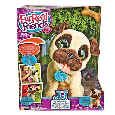 jj my jumping pug furreal friends jj my jumpin pug for 25 reg 39 99