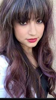 current hair color trends matte hair color brown hairs