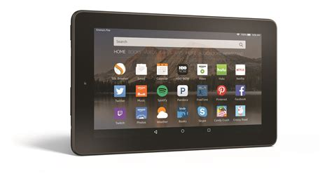 amazon fire 7 new amazon fire tablet models for 2015 2016