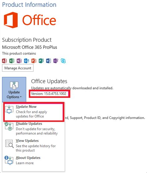 Update Office by Office Not Working In Windows 10 Microsoft Live Support
